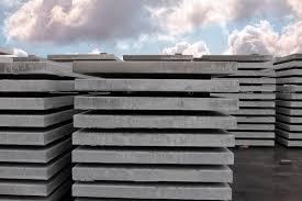 Wat zijn betonnen platen (industrieel gebruik)?
